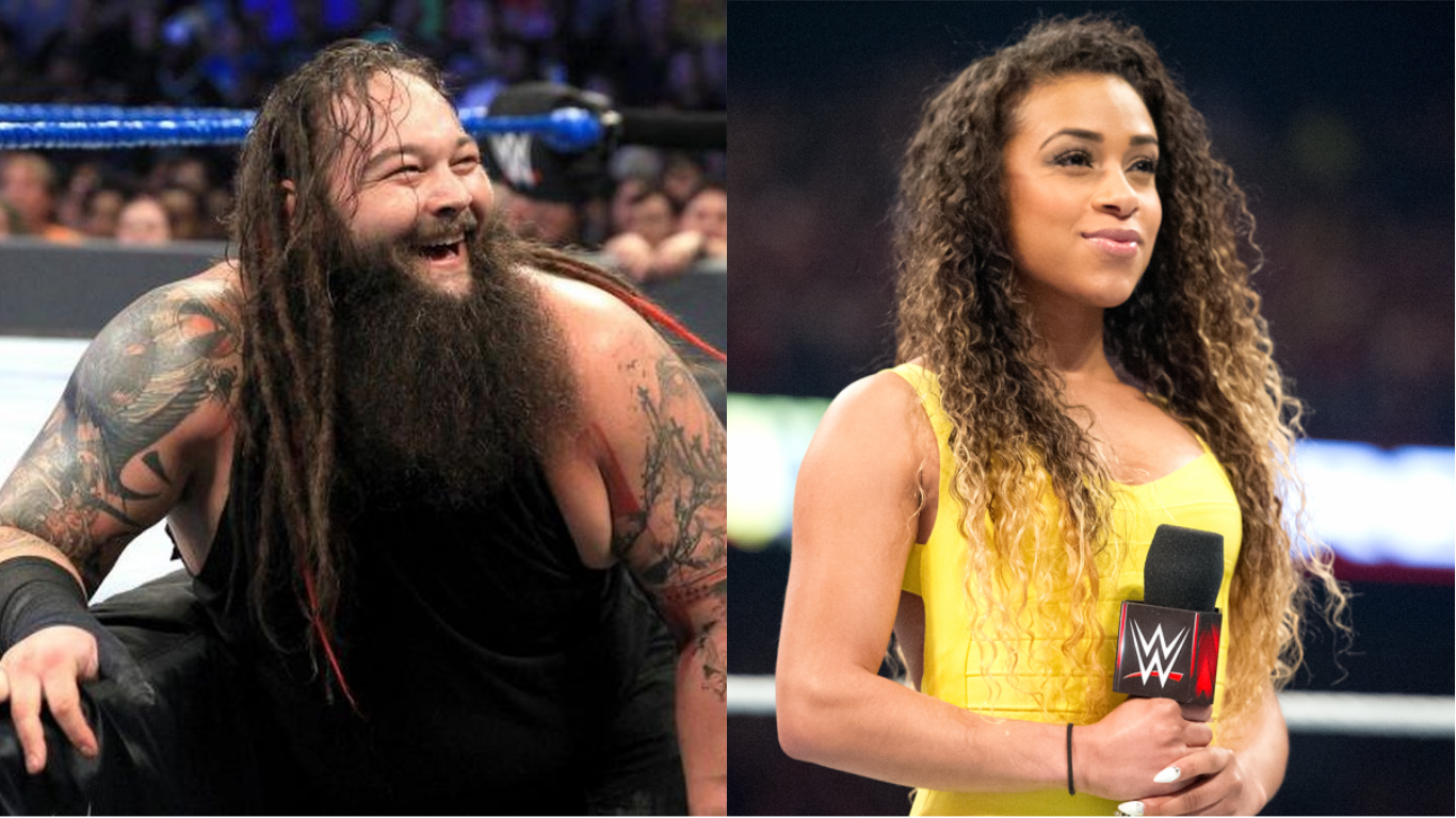Offerman and jojo randy orton Bray Wyatt: