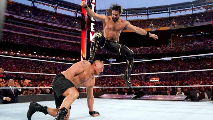 Brock Lesnar Loses WWE Title, Paving Way For UFC Return