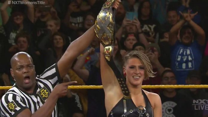 Rhea Ripley Responds To Fans That Think Shayna Baszler Is