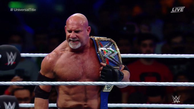 Revealed: Who'd Replace Roman Reigns Against Goldberg At WWE Wrestlemania? 2