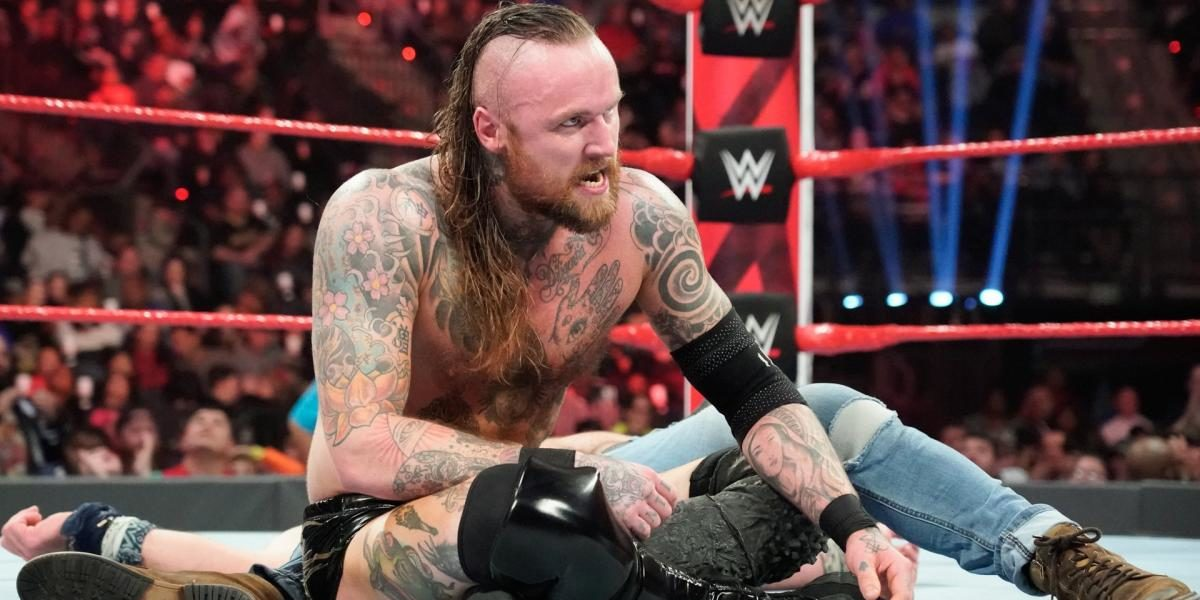 Possible Reason For Aleister Black Angle On This Week's RAW ...