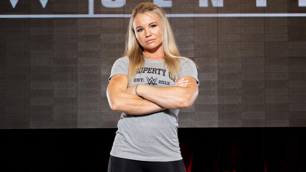 Backstage Talk On Emily Andzulis Losing To Shayna Baszler On RAW Underground   PWMania.com