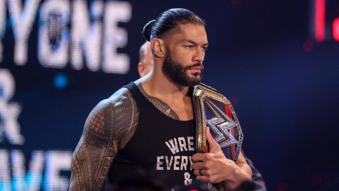 Backstage News On Roman Reigns As Wwe Universal Champion Pwmania Com