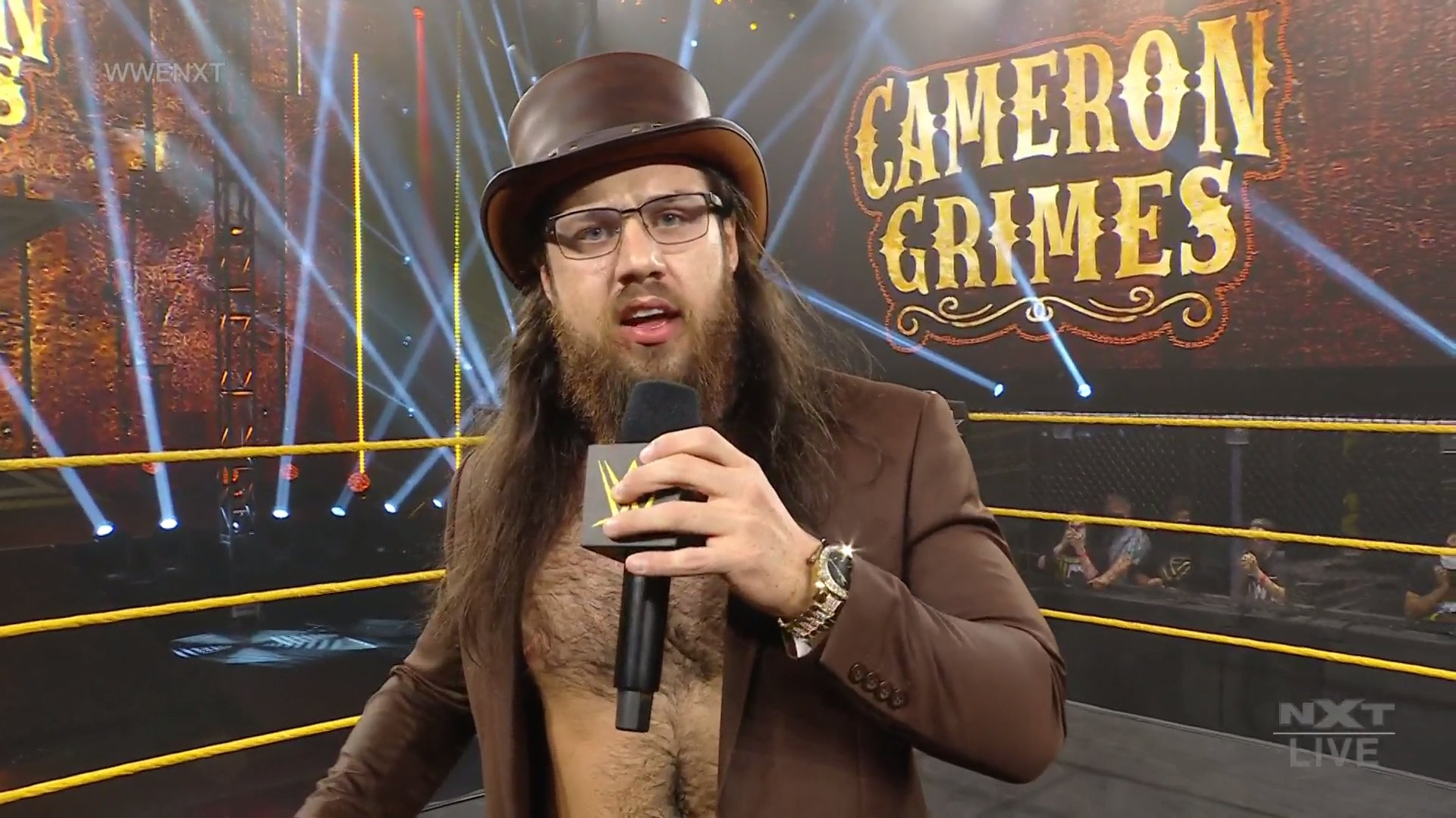 Video: Cameron Grimes returns to NXT with a new gimmick? – WWE Sports – Jioforme