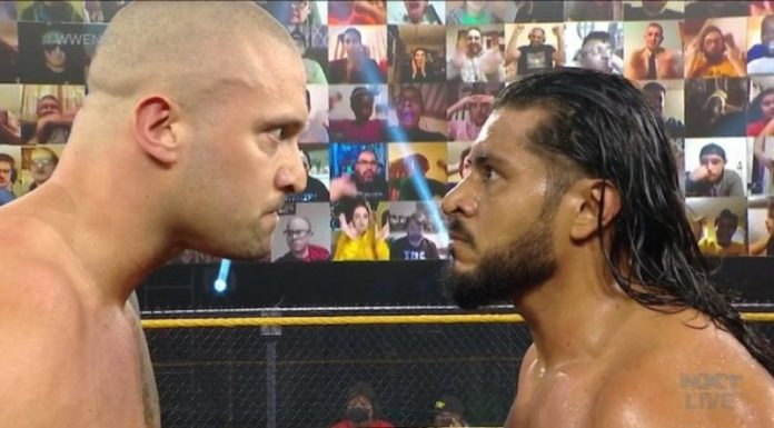 Kross vs Escobar Now a No DQ Match